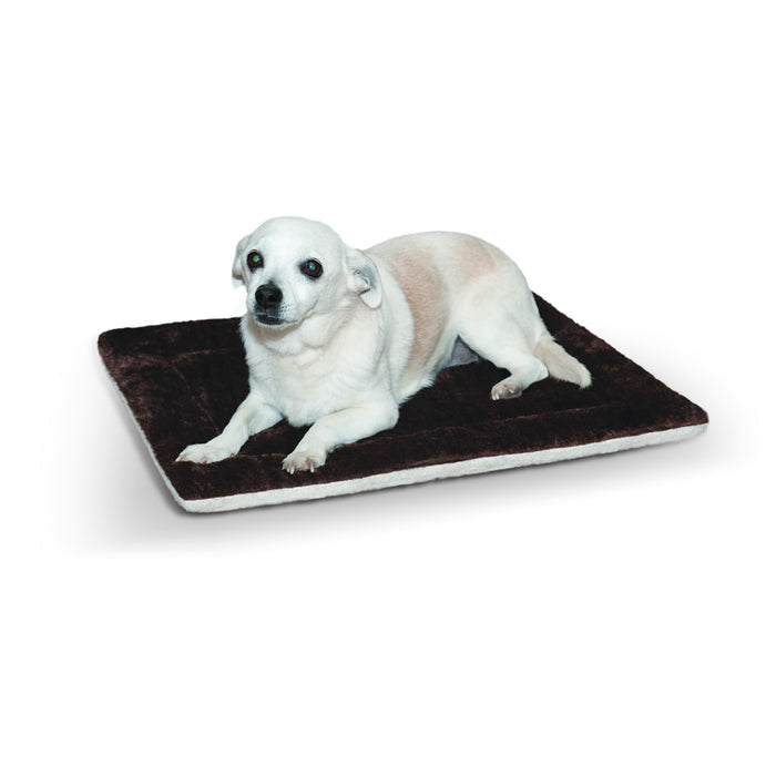 Self Warming Pet Pad Oatmeal-Chocolate