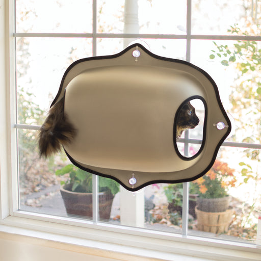 EZ Mount Window Pod - Tan