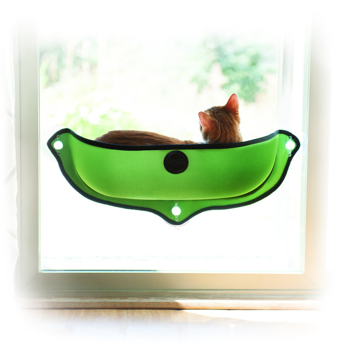EZ Mount Window Bed - Green