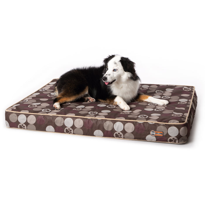 Superior Orthopedic Indoor/Outdoor Bed