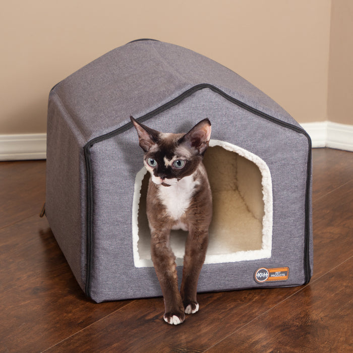 Indoor Pet House - Unheated