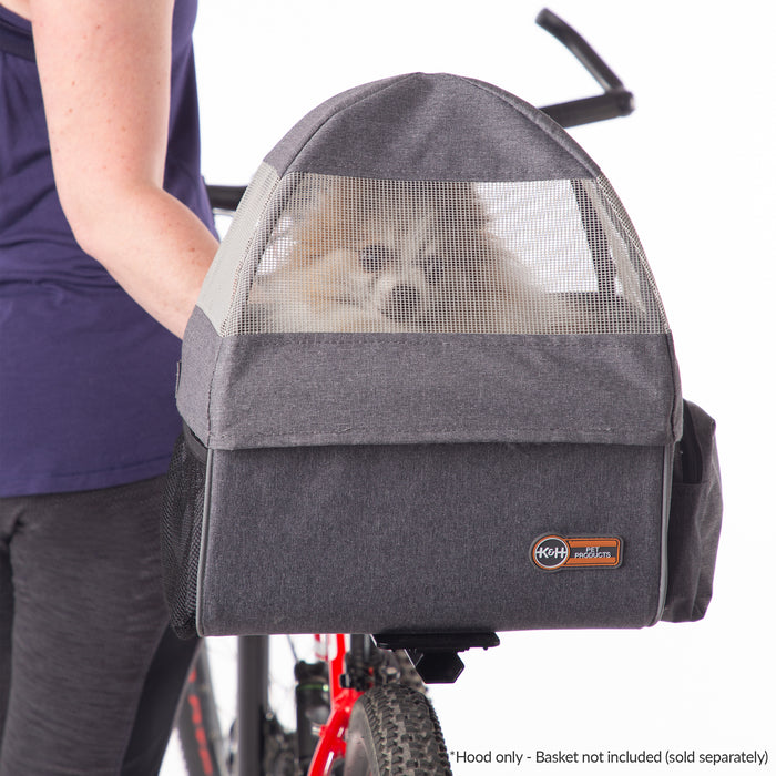 Travel Bike Basket Hood for Pet