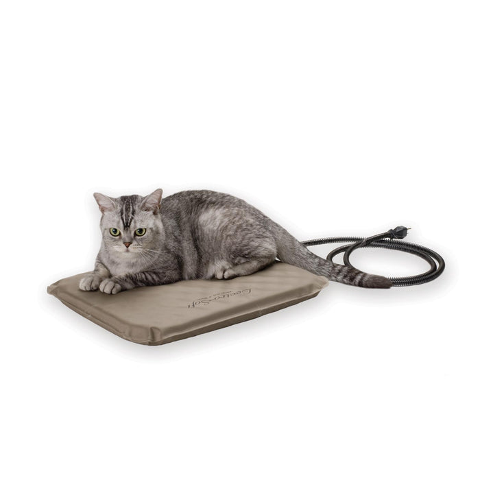 Lectro-Soft Outdoor Heated Kitty Bed Cat Bed