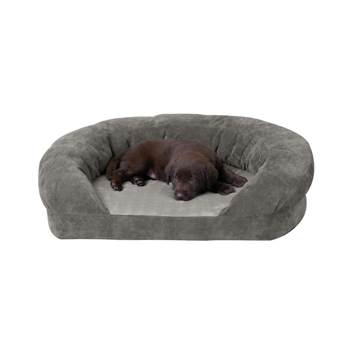 Ortho Bolster Sleeper Gray