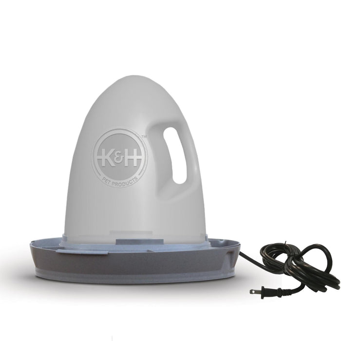 K&H Thermo-Poultry Waterer (heated)
