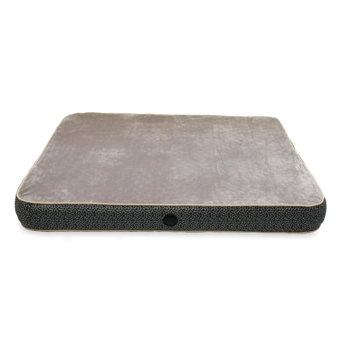 K&H Superior Orthopedic Bed Gray/Pawbone
