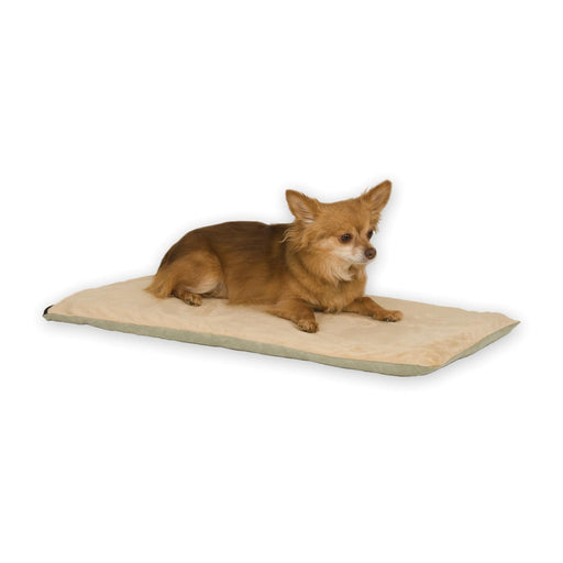 K&H Thermo-Pet Mat Sage/Tan