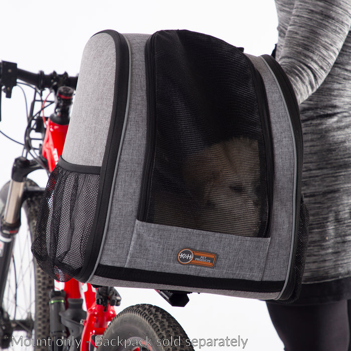 Universal Pet Travel Rear Bike Mount