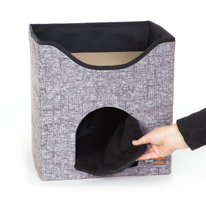Thermo-Kitty Playhouse