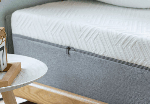 Removable And Washable Cover -  Memory foam mattress