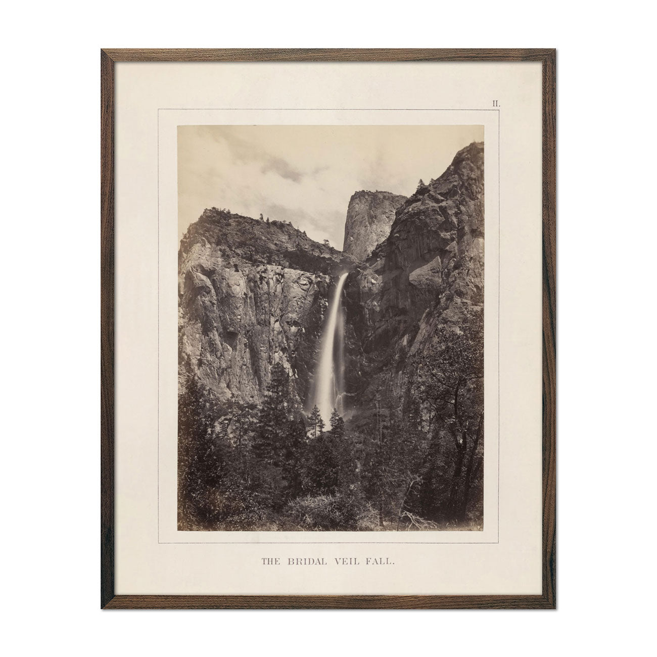Photograph of Bridal Veil Fall