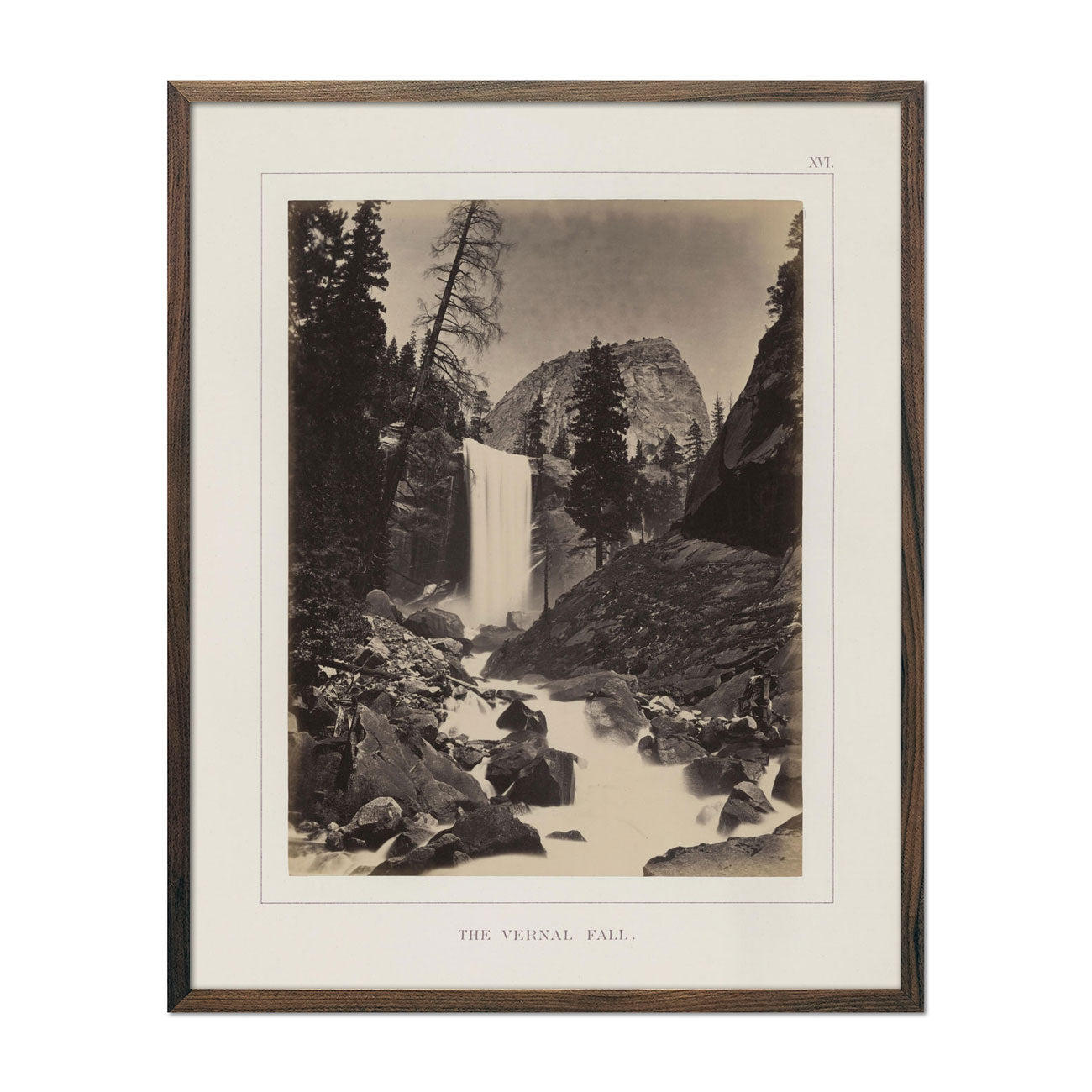 Photograph of Vernal Fall