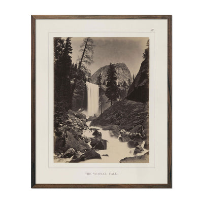 Vernal Fall, Yosemite 1868