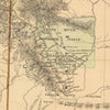 Wyoming Territory 1876 Map