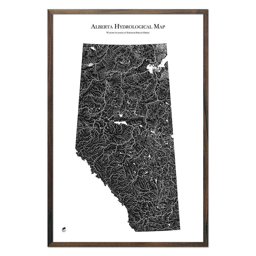 Alberta-Hydrology-Map-black-24x36-walnut.jpg