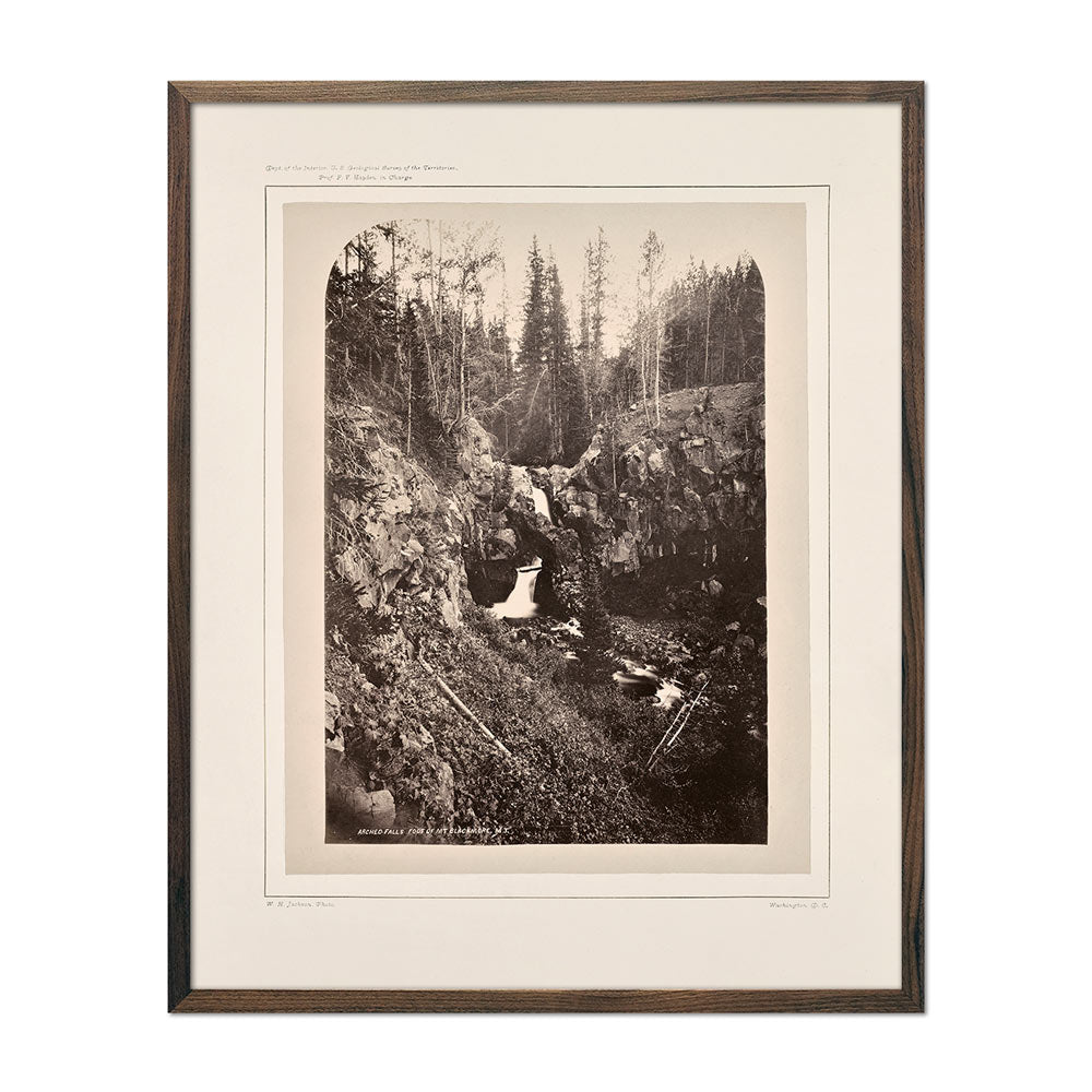 1873 Yellowstone Photographs