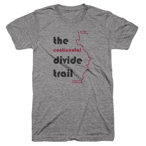 Continental Divide Trail Shirt