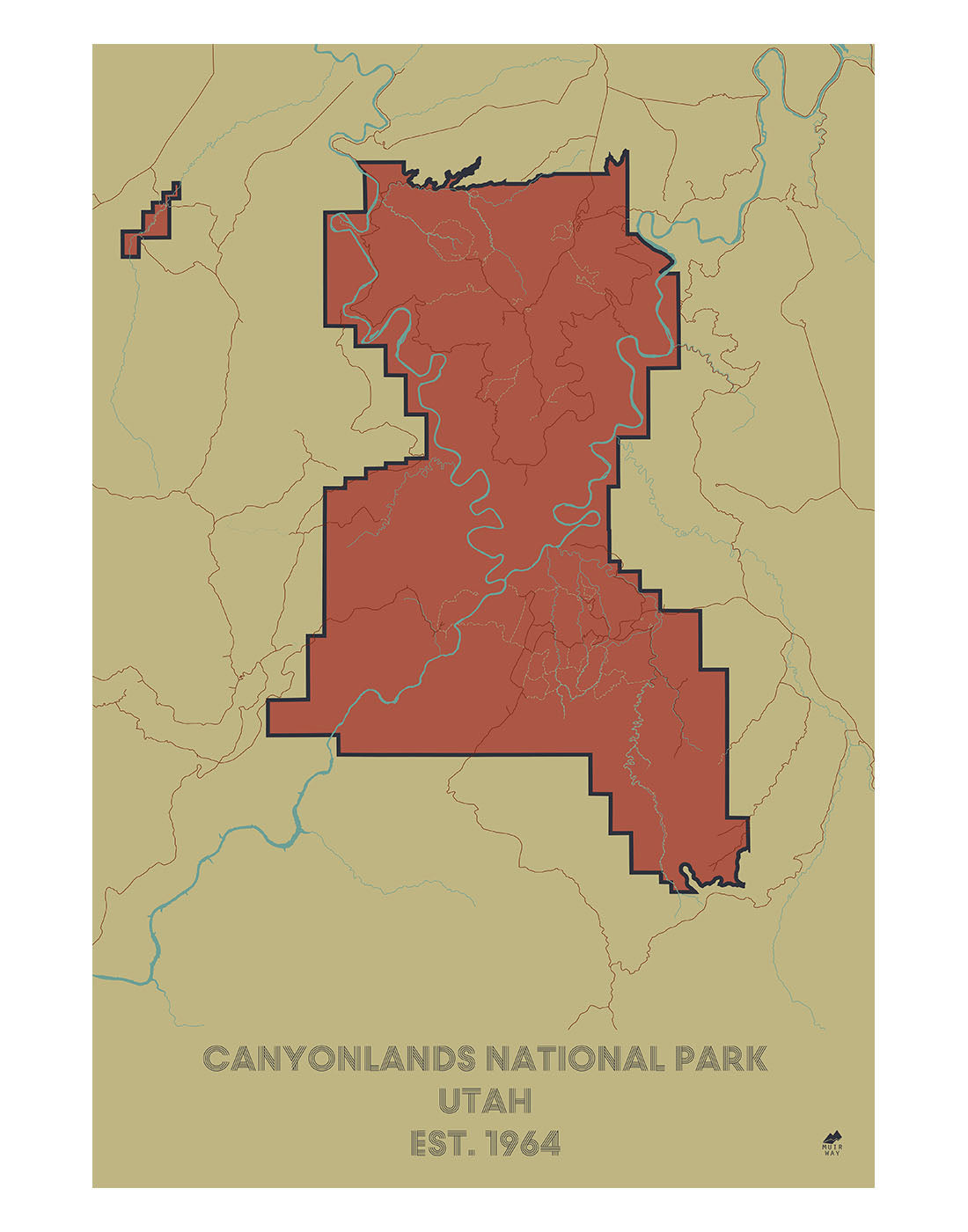 Canyonlands National Park Map on valley of the gods map, gates of the arctic map, capitol reef map, sunset map, cisco map, mesa verde map, big thicket map, manti la sal map, monument valley map, greenwich map, horseshoe canyon map, moab map, white rim map, arcadia map, utah map, dixie national forest map, shenandoah map, laketown map, kobuk valley map, mesa arch map,