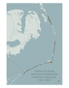 Cape Hatteras National Park Map