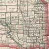 Dakota 1883 Map
