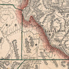 Idaho 1883 Map