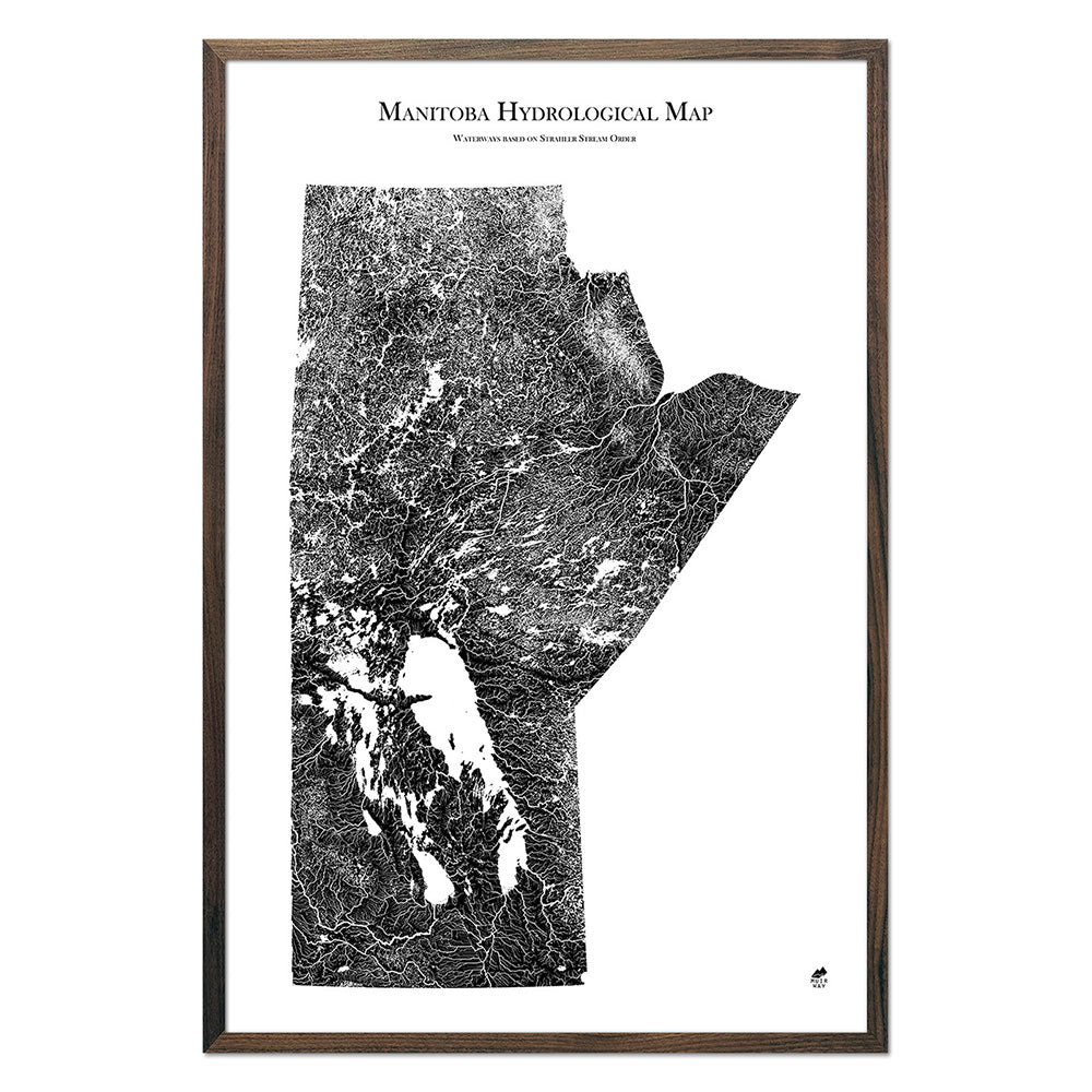 Manitoba-Hydrology-Map-black-24x36-walnut.jpg