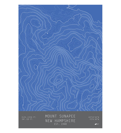 Mount Sunapee, New Hampshire