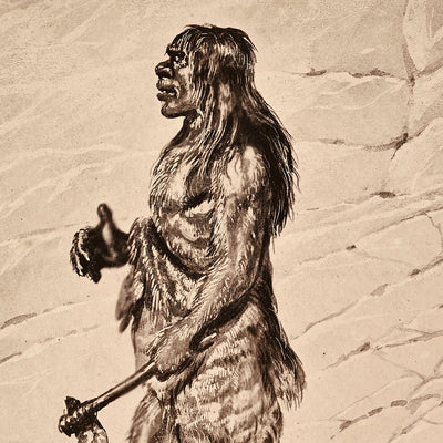 Neanderthal Man, Yellowstone 1873