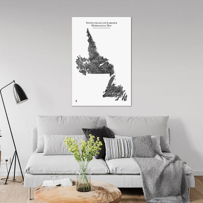 Newfoundland-and-Labrador-Hydrology-Map-black-24x36-canvas.jpg