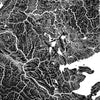 Northwest Territories Hydrological Map