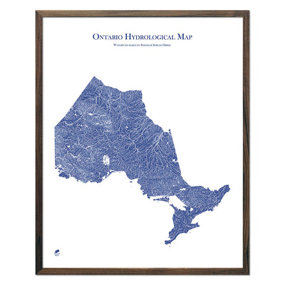 Ontario-Hydrology-Map-blue-24x30-walnut.jpg