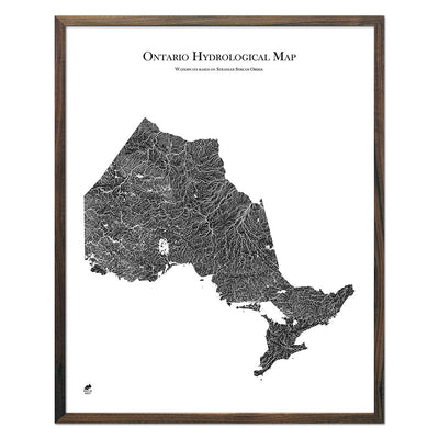 Ontario-Hydrology-Map-black-24x30-walnut.jpg