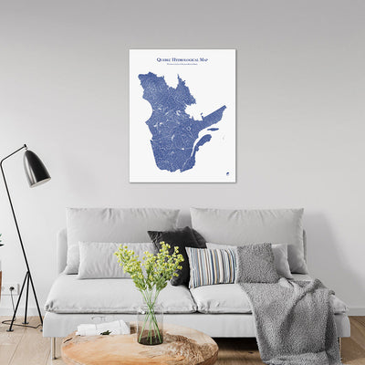 Quebec-Hydrology-Map-blue-24x30-canvas.jpg