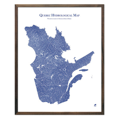 Quebec-Hydrology-Map-blue-24x30-walnut.jpg
