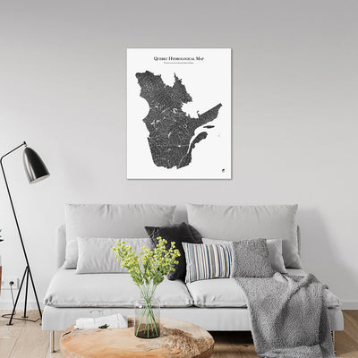 Quebec-Hydrology-Map-black-24x30-canvas.jpg