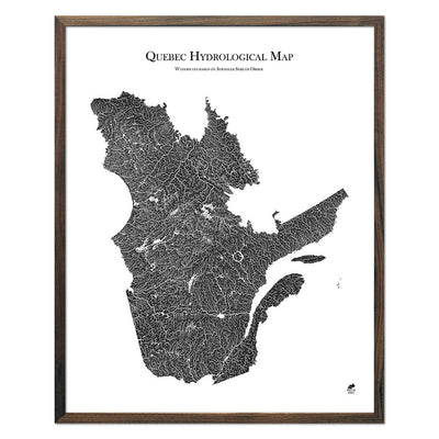 Quebec-Hydrology-Map-black-24x30-walnut.jpg