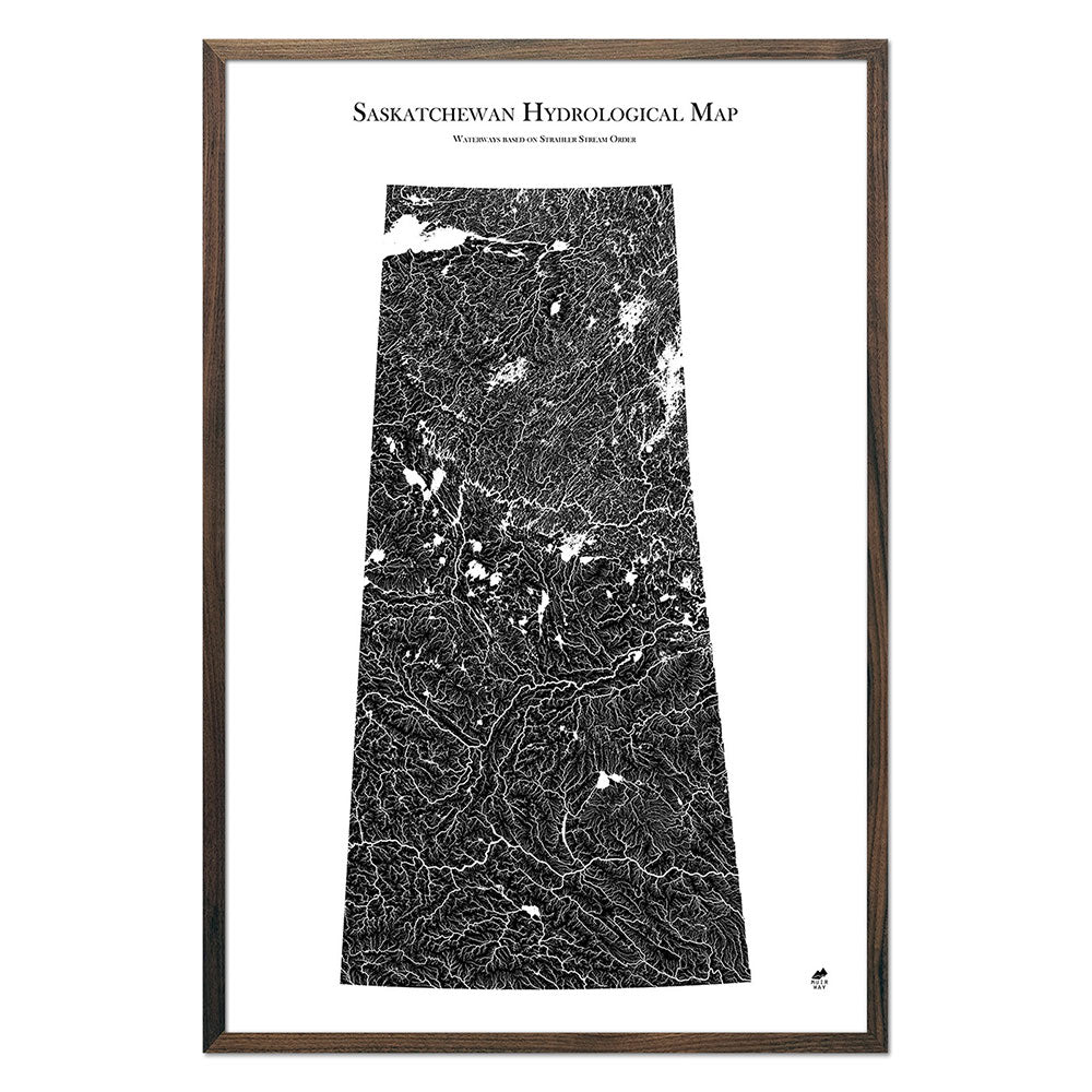 Saskatchewan-Hydrology-Map-black-24x36-walnut.jpg