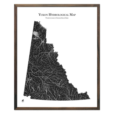 Yukon-Hydrology-Map-black-24x30-walnut.jpg
