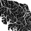 Vancouver Island Hydrological Map