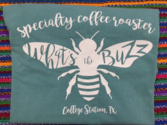 What's the Buzz Coffee T-Shirts