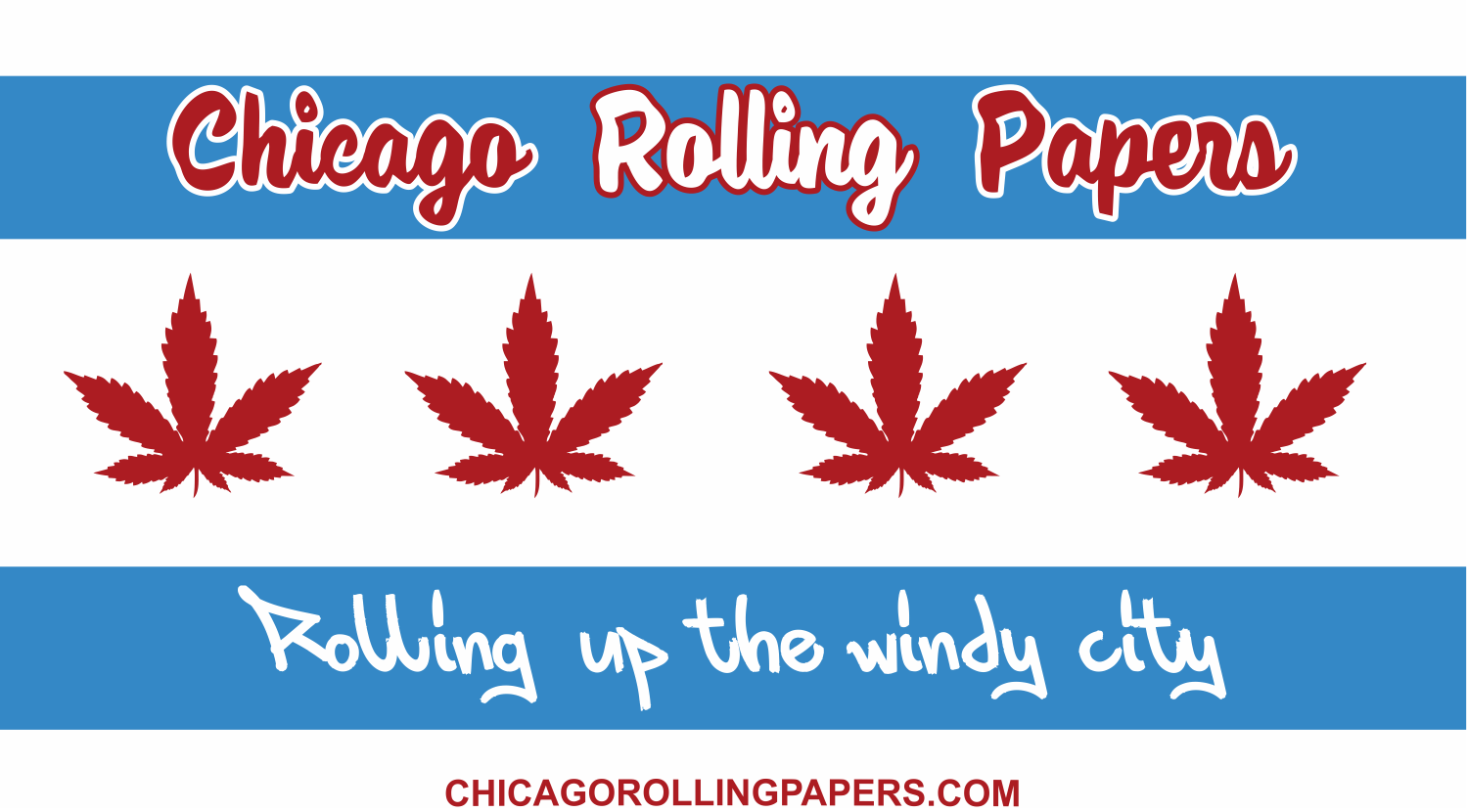 Chicago Rolling Papers Hat