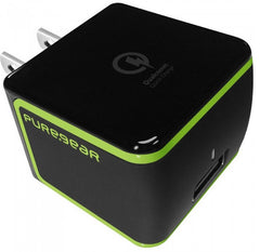PureGear Qualcomm Quick 2.0 USB Wall Charger