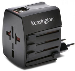 Kensington International Travel Adapter - Dual USB