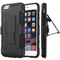 Armor impact hard stand case iphone 6 4.7-inches
