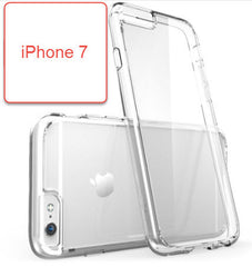 Crystal Clear soft case - iPhone 7