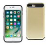 Hybrid Dual Layer Protective Case In Gold iPhone 7 Plus/ 8 Plus