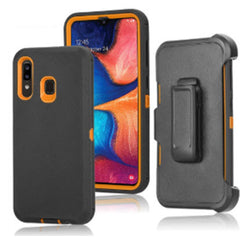 Armor Defender case with Screen protection - Samsung A50