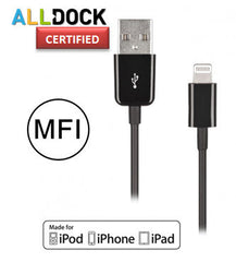 Lightning to USB high speed charging cable 0.35M