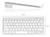 Wireless portable keyboard (11'')