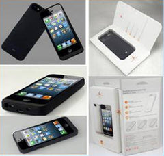 Ultra slim Power case for iPhone 5 - 2800mAh